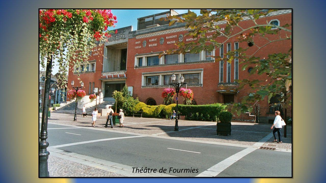 Ecomusée du Textile de lAvesnois