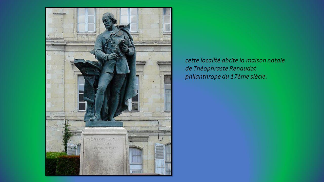 LOUDUN dans la Vienne aux confins de lAnjou. Touraine. Poitou