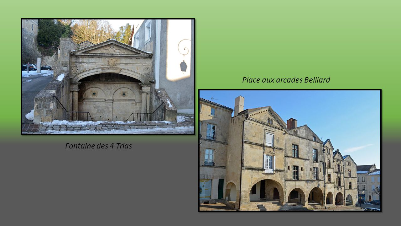 Tour Rivalland du 19éme siècle Fontenay le Comte est une ville millénaire, dHistoire et dArt. secteur sauvegardé. et centre ancien restauré.