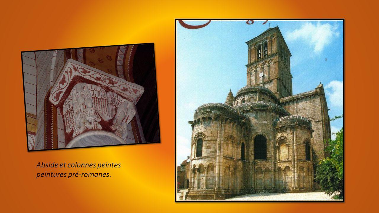 Collégiale Saint Pierre du 12éme siècle