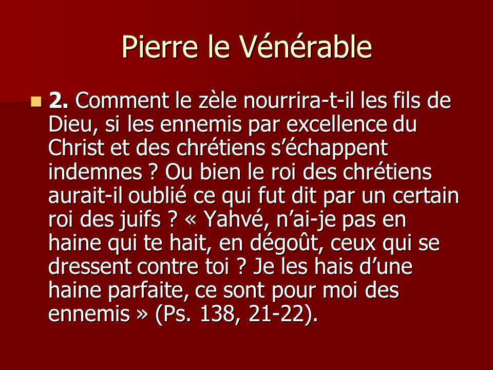 Pierre le Vénérable 3.