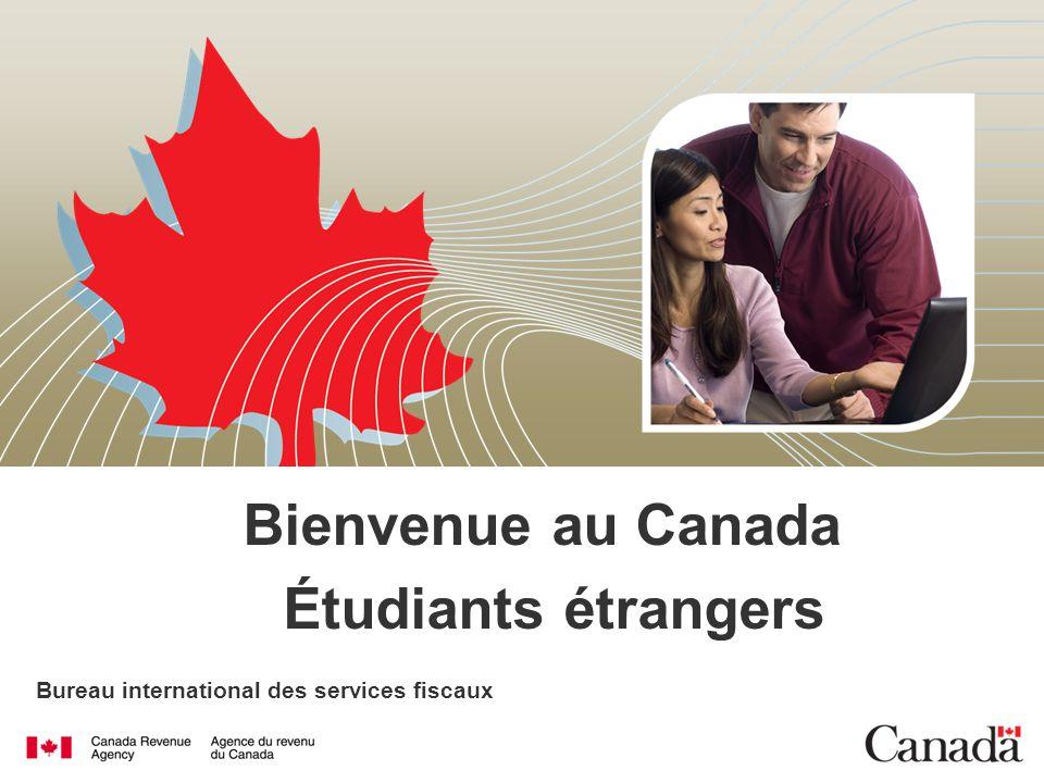 2 Objectif de la séance Vous renseigner sur la façon de produire une déclaration de revenus et de prestations à titre de nouvel arrivant au Canada.