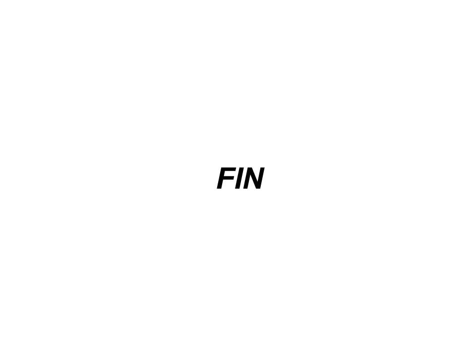 FIN [Unité I – Physiopathologie du potassium]