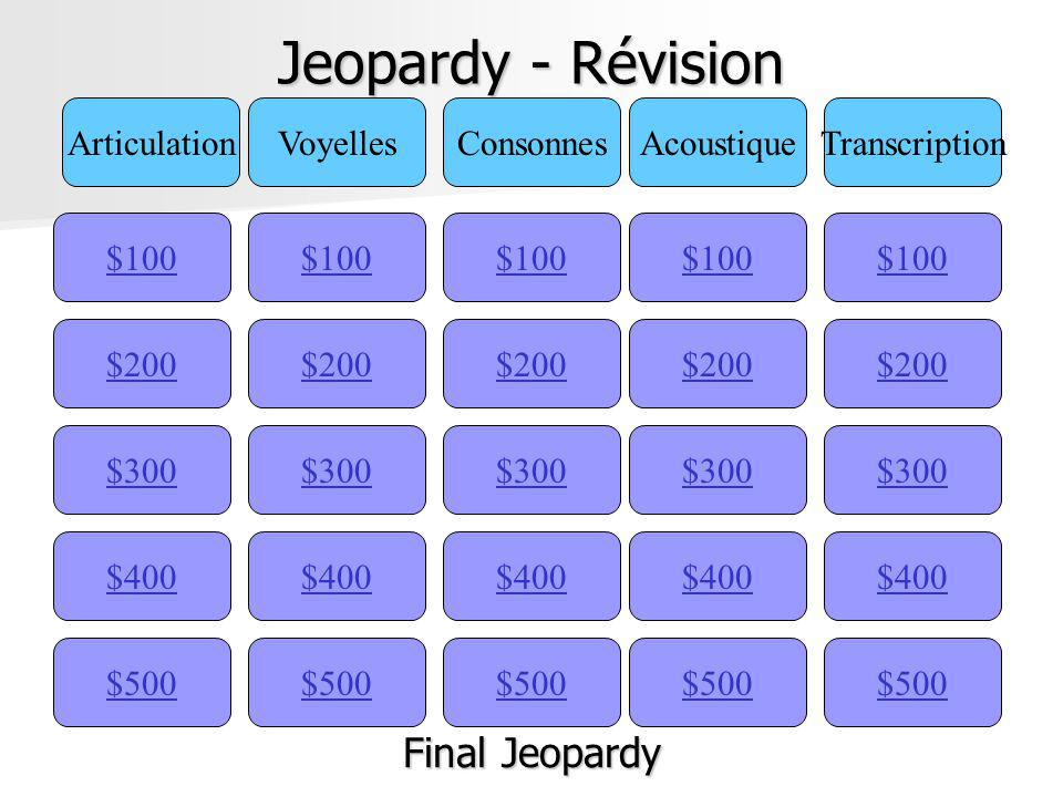 4 - $500 Que signifie une fréquence de 200 Hz.
