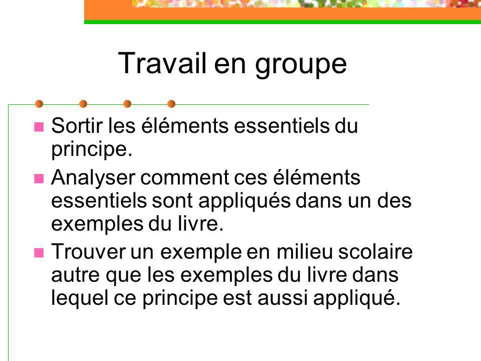 Activité 4 En groupe de quatre (toujours par domaine), énumérez quelques stratégies pour : 1) résoudre un calcul mathématique (24 X 19=??) et 2) lire un texte descriptif (sur le foetus).