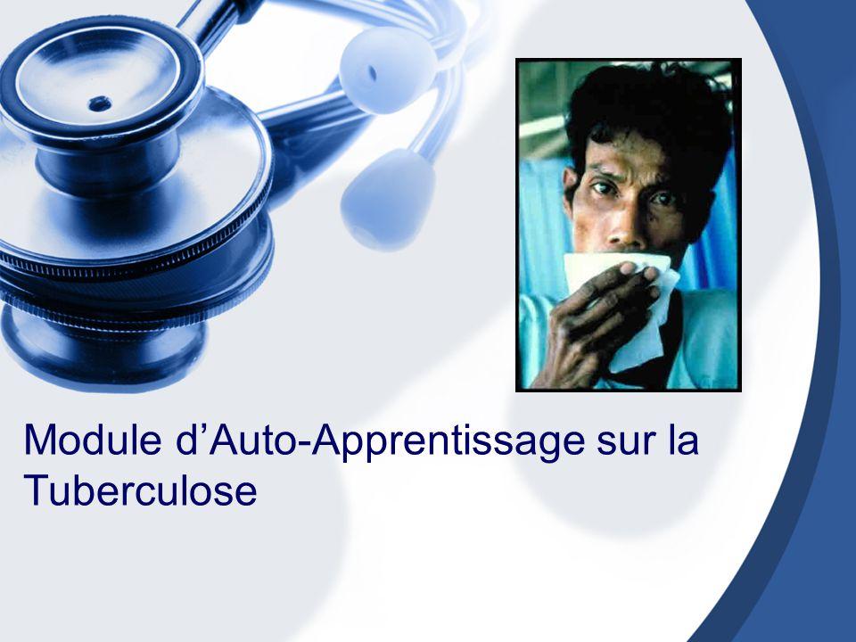 Module dAuto-Apprentissage sur la Tuberculose