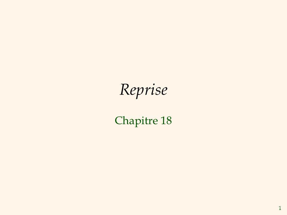1 Reprise Chapitre 18