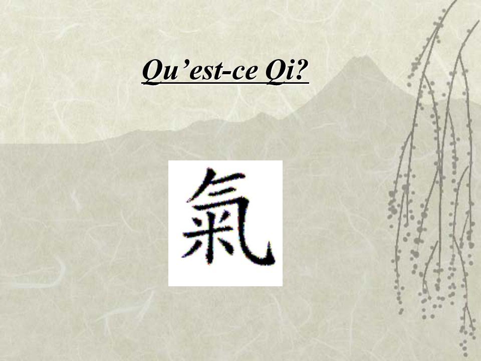 Quest-ce Qi?
