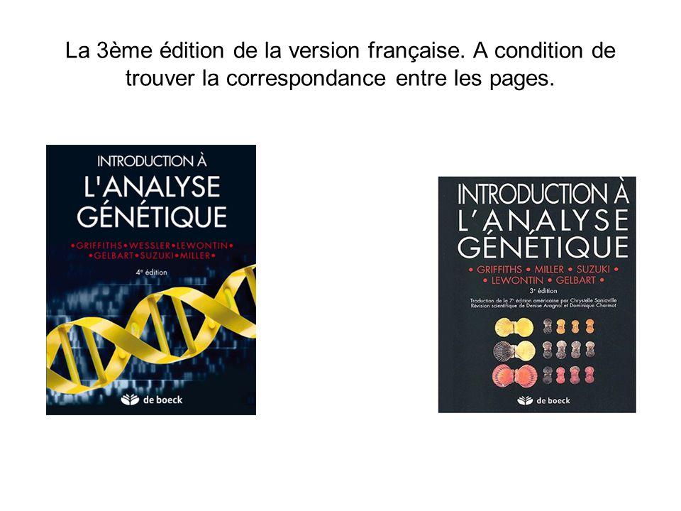 La 3ème édition de la version française. A condition de trouver la correspondance entre les pages.