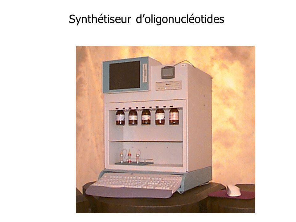 Synthétiseur doligonucléotides
