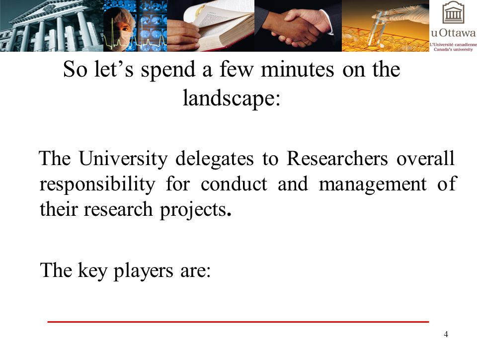 35 Proposal development : 1.Researcher identifies a research idea: -Know your state of the art -Where is there a gap in knowledge.
