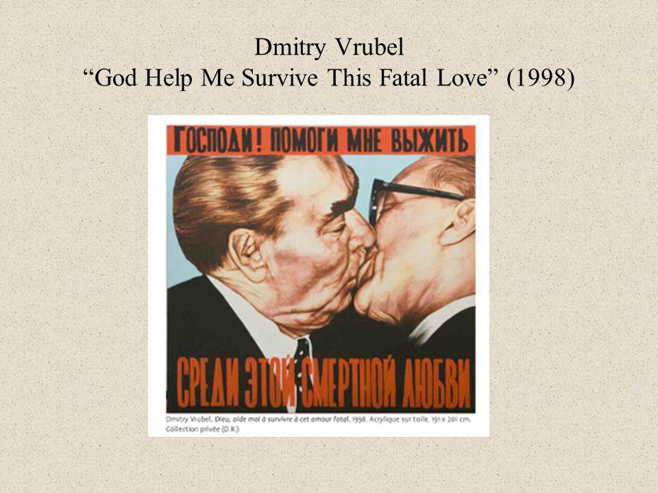Dmitry VrubelGod Help Me Survive This Fatal Love (1998)