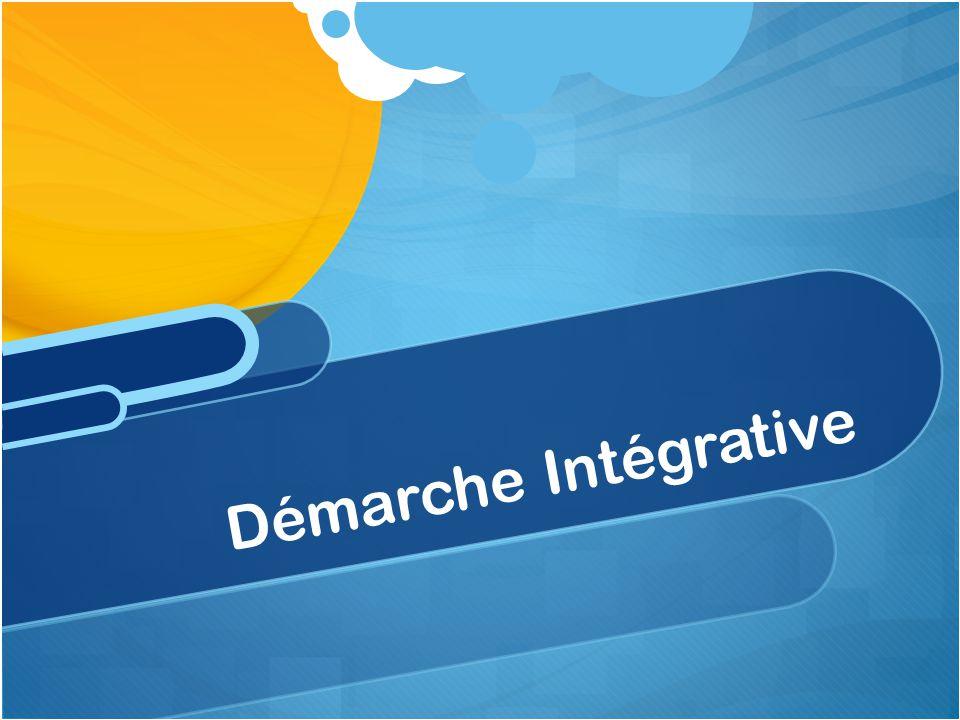 Démarche Intégrative