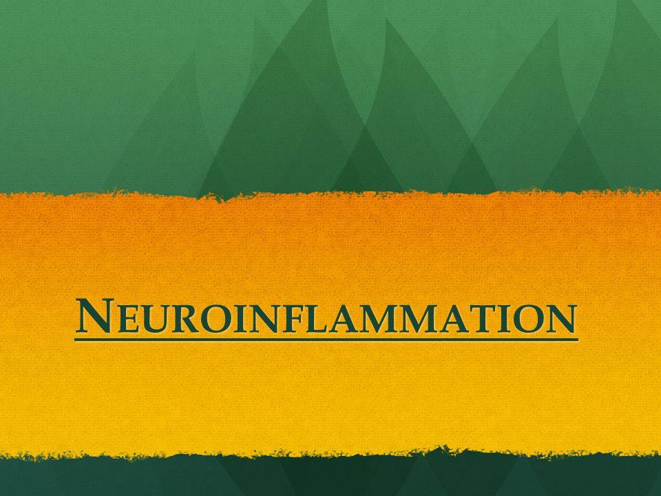 Neuroinflammation De nombreux troubles du SNC impliquent une inflammation cérébrale De nombreux troubles du SNC impliquent une inflammation cérébrale Des capillaires « fuyants » sont impliqués dans ce processus Des capillaires « fuyants » sont impliqués dans ce processus Peut aussi toucher la barrière hémato- encéphalique Peut aussi toucher la barrière hémato- encéphalique Ton Cerveau Ton Cerveau qui Brûle