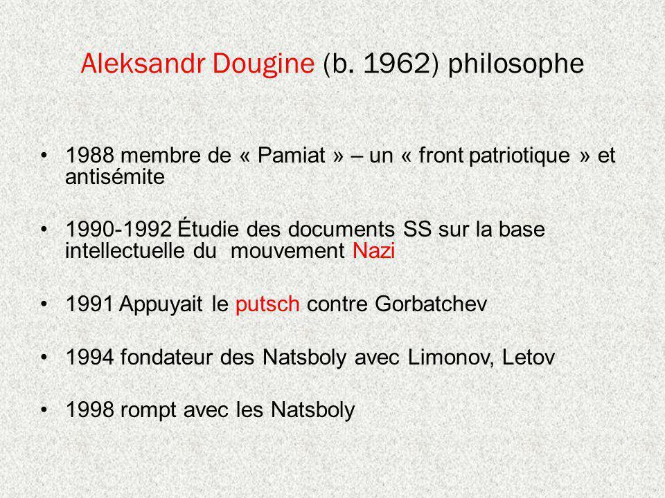 Aleksandr Dougine (b.