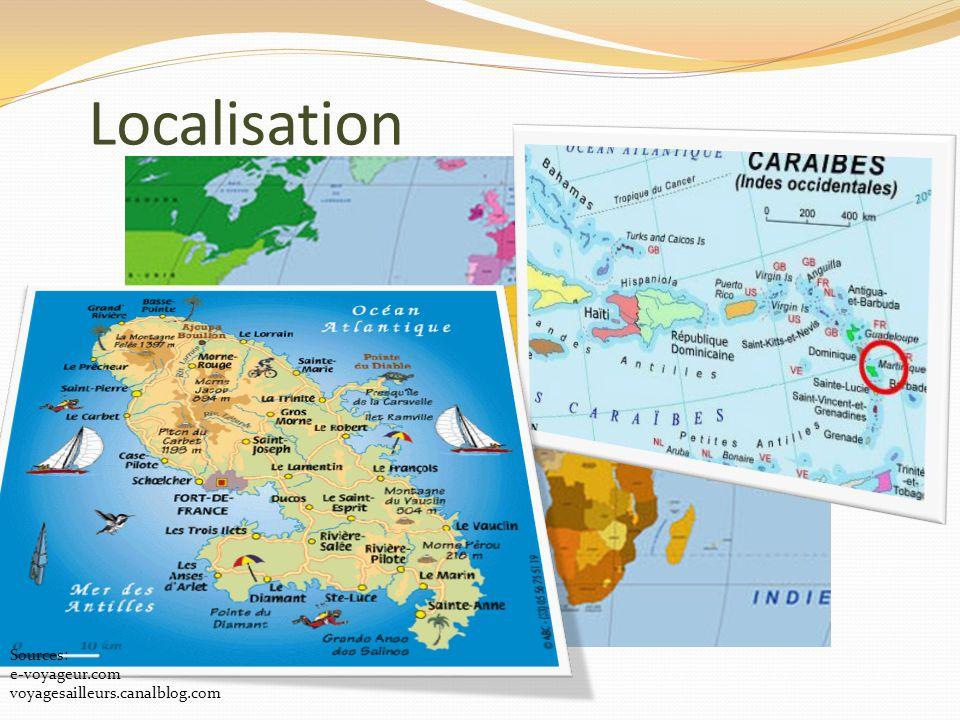 Localisation Sources: e-voyageur.com voyagesailleurs.canalblog.com