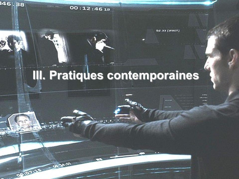 Page 39 - Une (Petite) Histoire de la gestion de projets informatiques Mars 2007 III. Pratiques contemporaines
