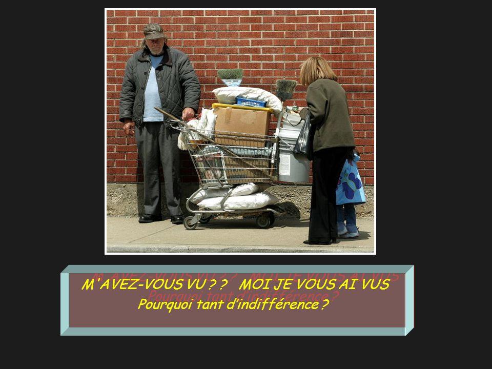 Peut-être comprendrez-vous que rien nest acquis, que la famille, le travail, le logement, tout est fragile pendant ce long parcours de la vie.