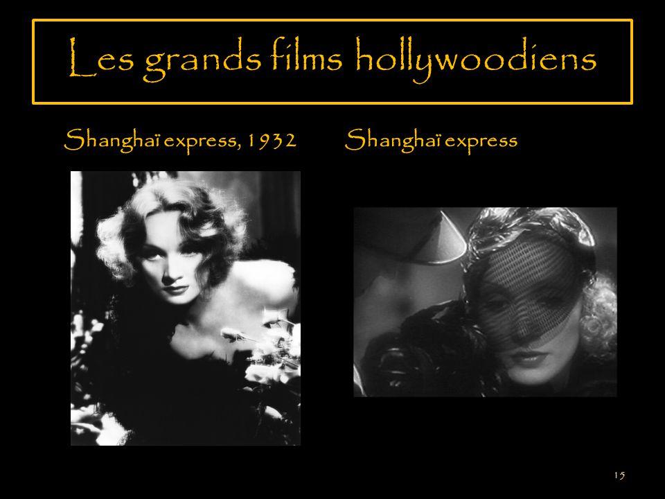 Les grands films hollywoodiens Shanghaï express, 1932Shanghaï express 15