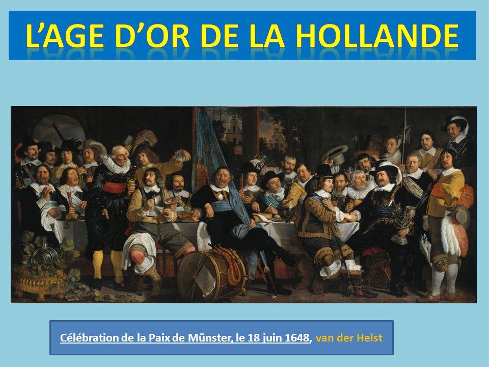 Buste de l amiral Michiel Adriaensz de Ruyter, Rombout Verhulst L explosion du navire amiral au cours de la bataille de Gibraltar, le 25 avril 1607, van Wieringen Célébration de la Paix de Münster, le 18 juin 1648, van der Helst