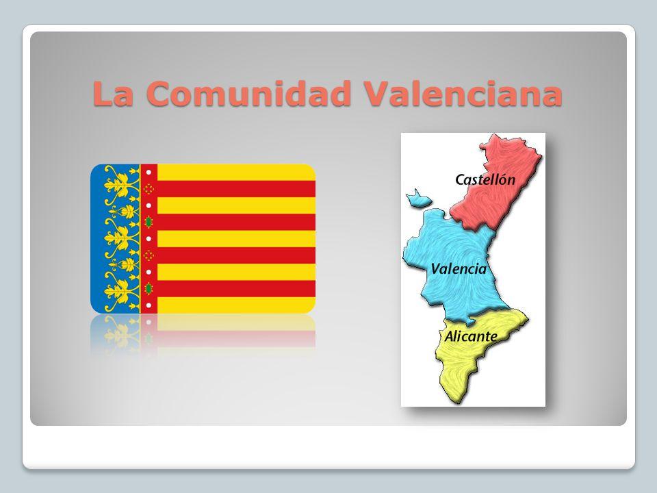 Caractéristiques: Elle est située sur la Méditerranée Elle compte 5 millions dhabitants Cest la 4 ème ville dEspagne Les langues officielles sont le castillan (lespagnol) et le valencien (proche du catalan)
