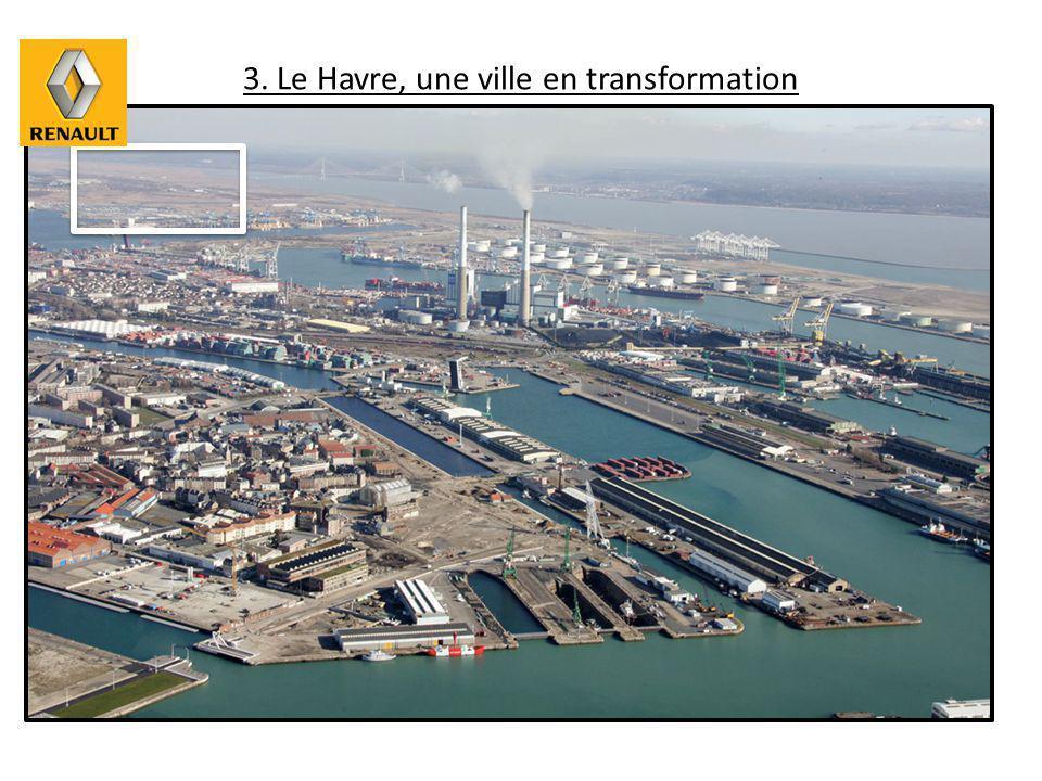 3. Le Havre, une ville en transformation