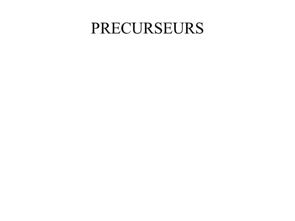 PRECURSEURS