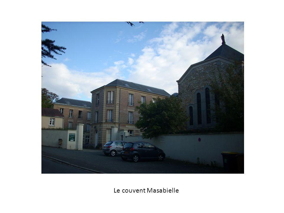 Le couvent Masabielle