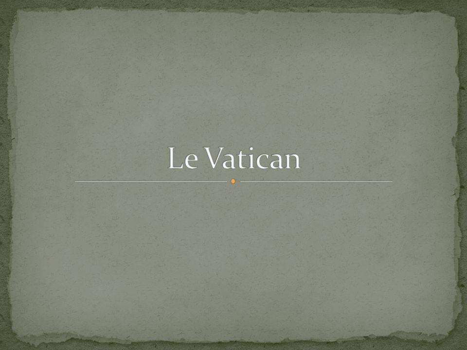 Diapositive 3 : Le Vatican de nos jours Diapositive 5 : Histoire du Vatican Diapositive 7 : La Chapelle Sixtine Diapositive 8 : Michel-Ange et ses œuvres 2