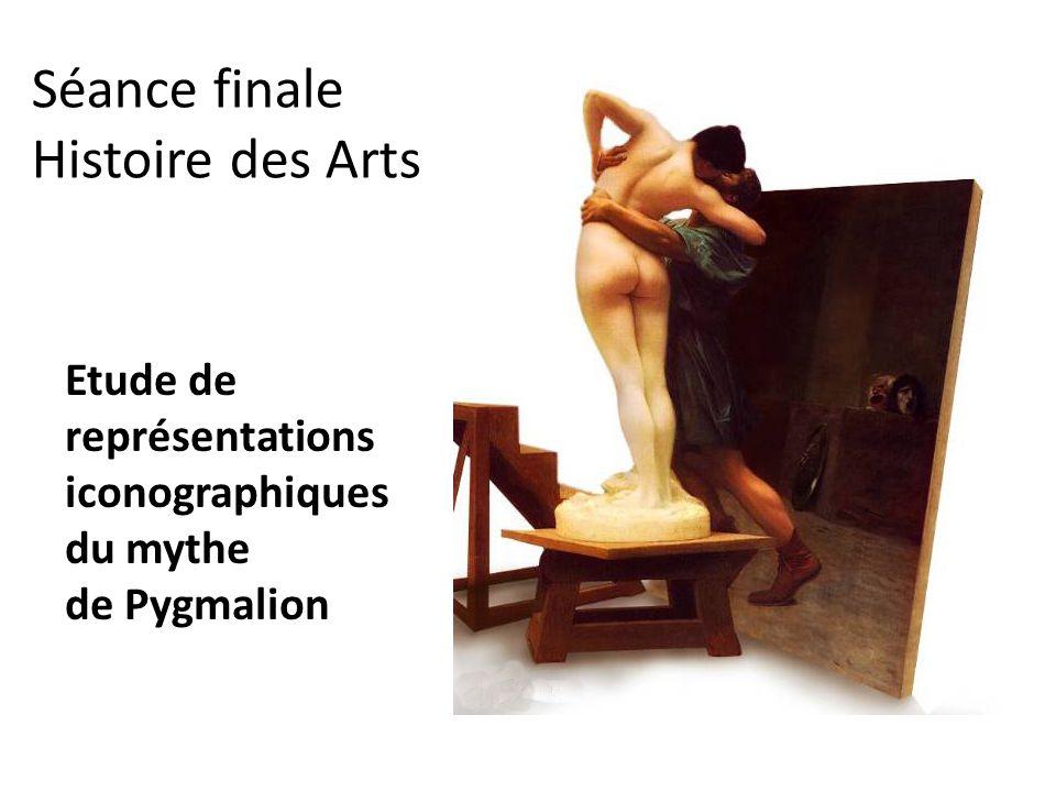 Le baiser Pygmalion et Galatée J.L.