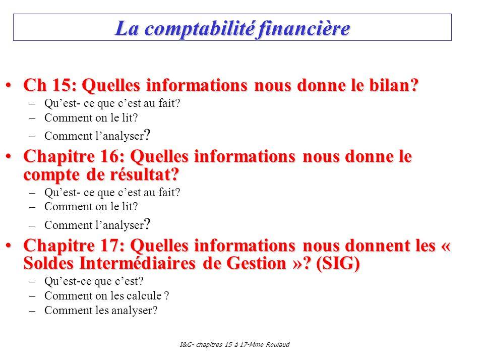 I&G- chapitres 15 à 17-Mme Roulaud Cest terminé.