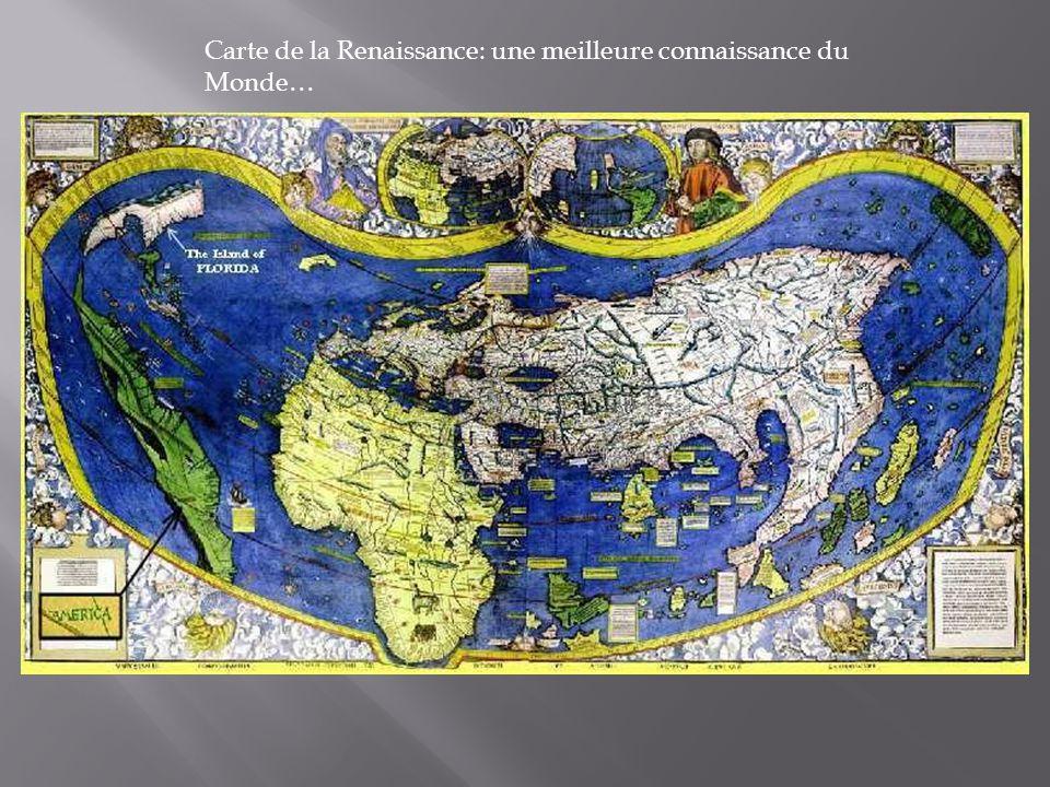 Représentation de la Terre au Moyen Age: La terre plate comme un disque…