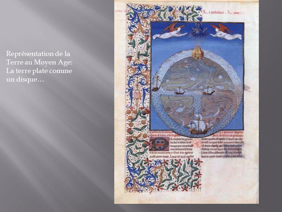 La révolution Copernicienne: Il découvre que cest le soleil qui est au centre de lUnivers, pas la Terre…