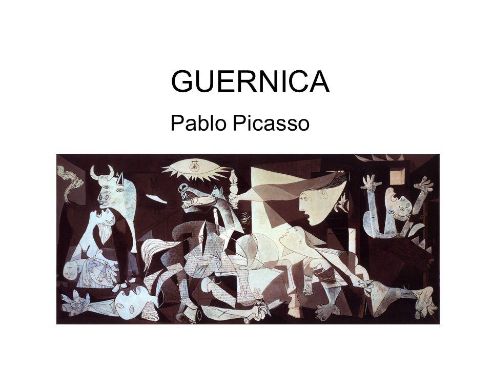 Pablo Picasso (1881-1973) Pablo Ruiz Picasso nait en Espagne en 1881.