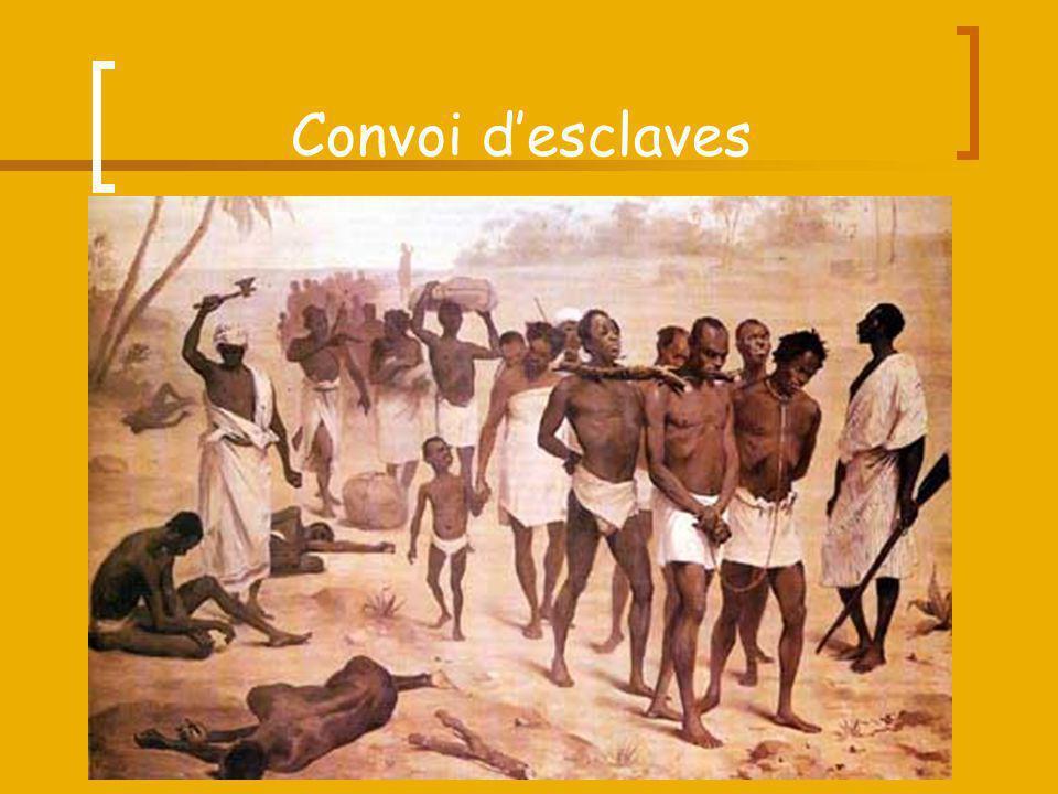 Convoi desclaves