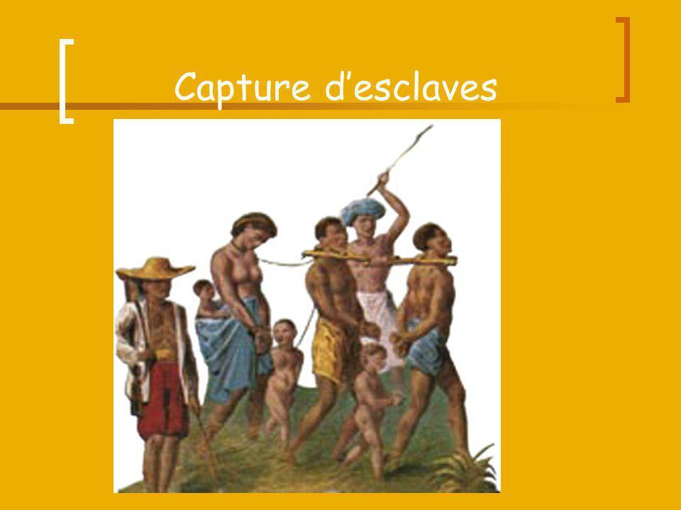 Capture desclaves