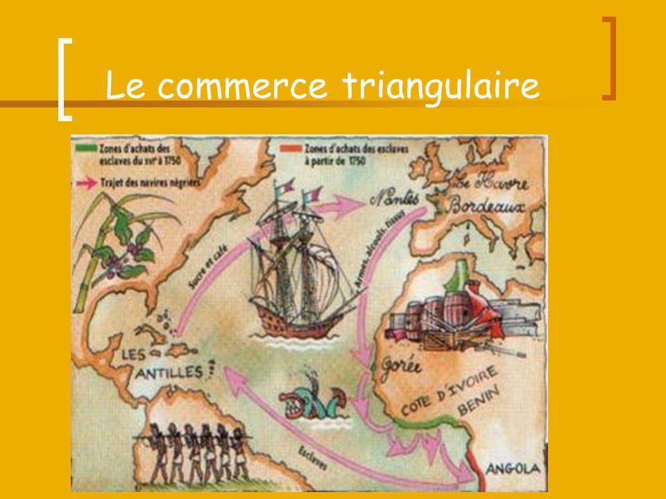 LEurope esclavagiste au XVIII siècle
