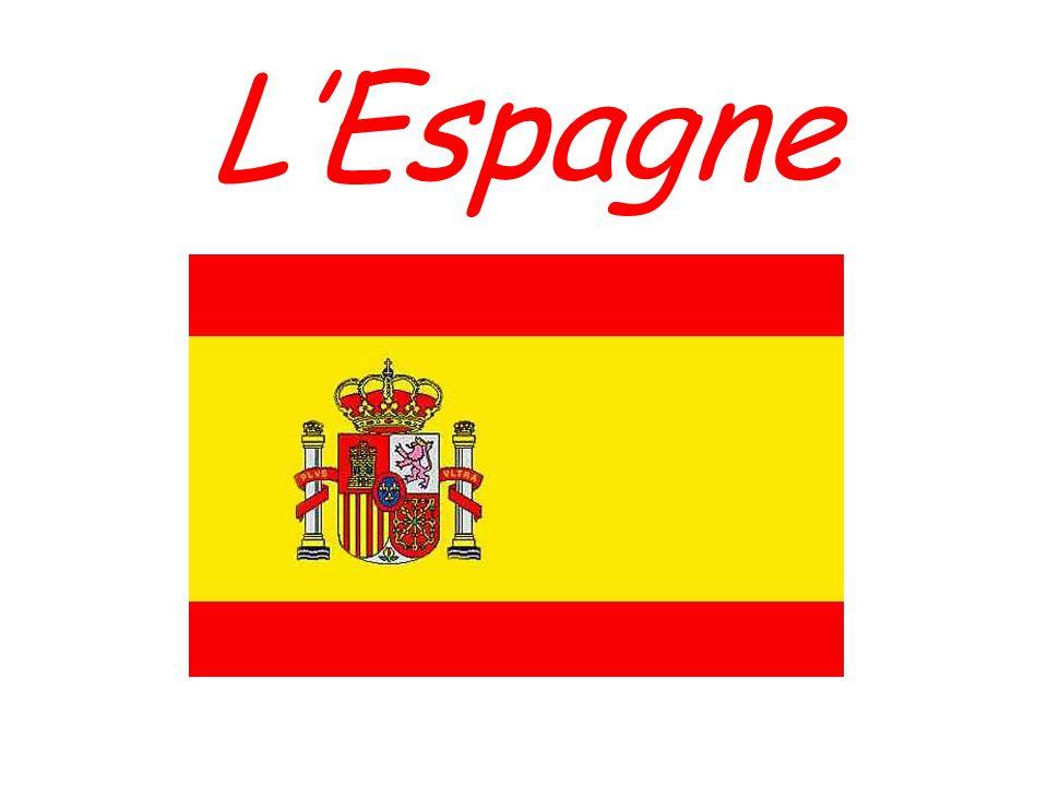 Géographie de lEspagne LEspagne est un pays du sud de lEurope frontalier au Nord avec la France et à lOuest avec le Portugal.
