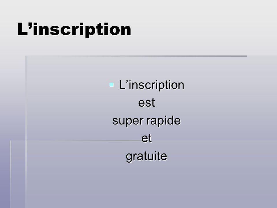 Les parties Les parties sont simples au bout de 2 ou 3 parties.