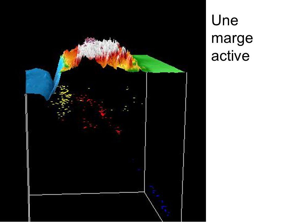 Teneur croissante en silicium Si Roches magmatiques volcanique : texture microlitique, cristallisation rapide de la lave, en surface, volcanisme explosif.