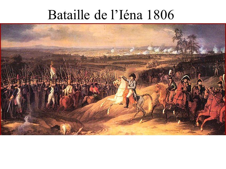 Bataille de lIéna 1806