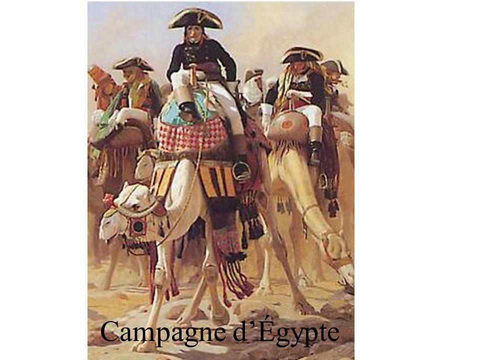 Campagne dÉgypte