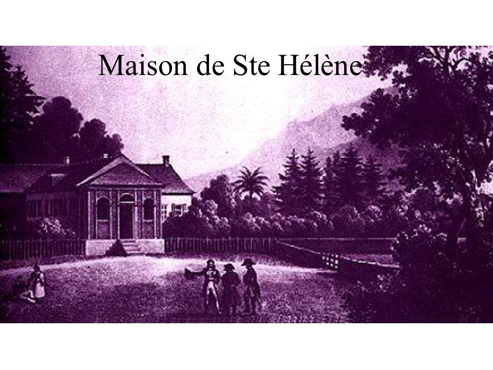 Maison de Ste Hélène