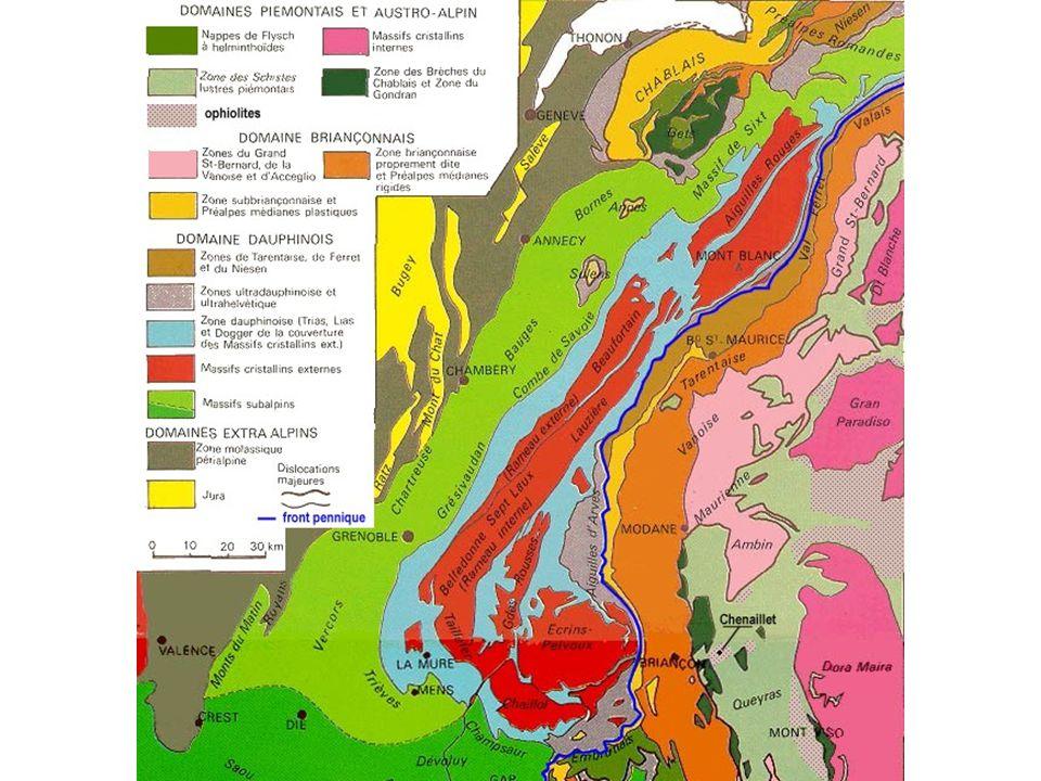 La dalle aux Ammonites à Dignes