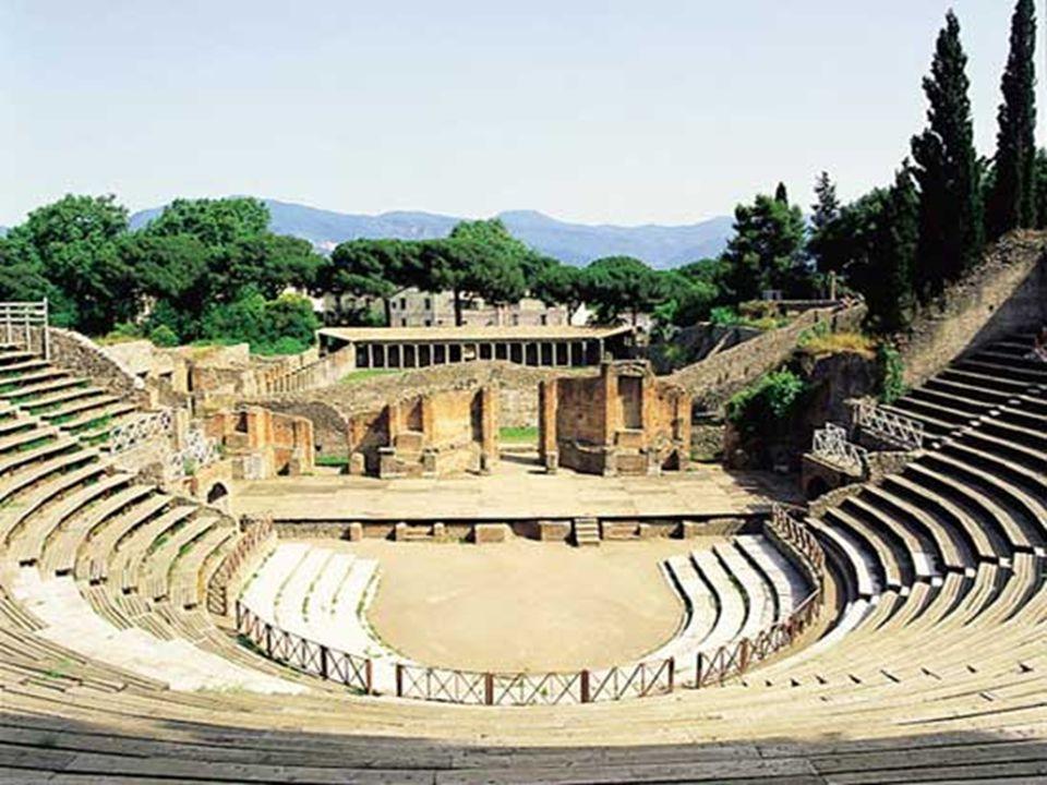 Le théâtre dans la société romaine Etant donné que la société romaine est en adoration pour le spectacle, à partir du IV ème siècle avant J-C, le théâtre prend une grande importance dans la société.