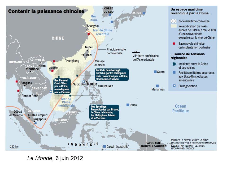 Le Monde, 6 juin 2012