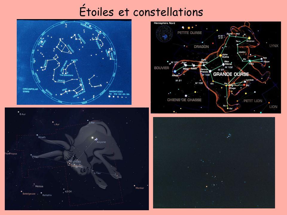 2 Étoiles et constellations