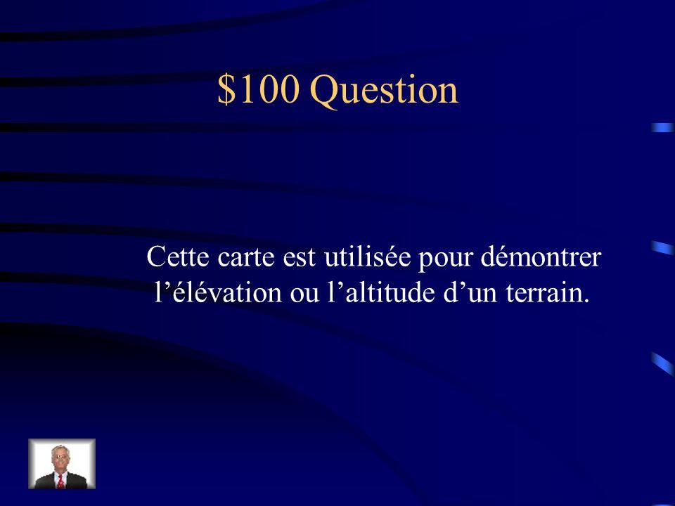 $500 réponse Les parallèles