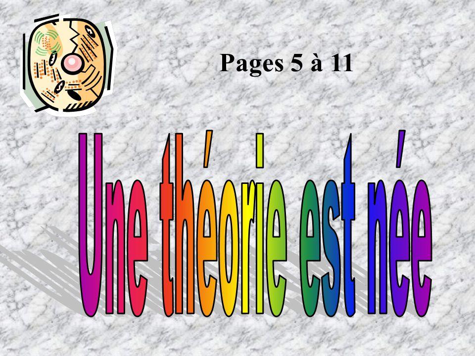 Pages 5 à 11