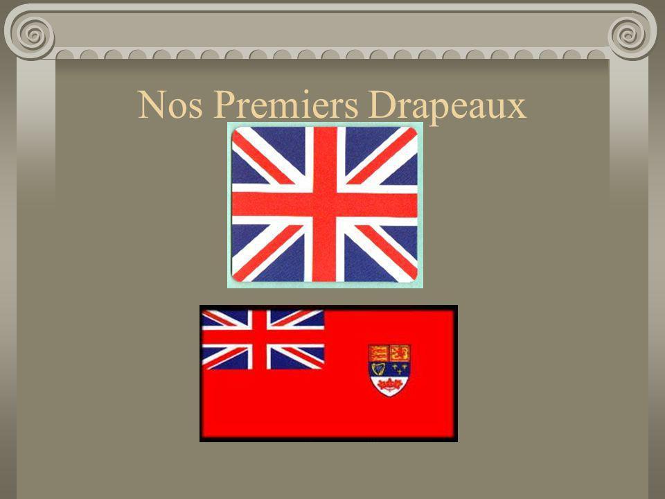 Nos Premiers Drapeaux